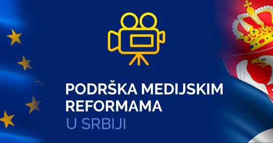 EU za reformu medija u Srbiji